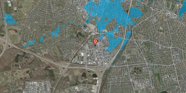 Oversvømmelsesrisiko fra vandløb på Ejbyholm 36, 2600 Glostrup