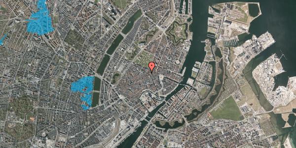 Oversvømmelsesrisiko fra vandløb på Gammel Mønt 29A, st. , 1117 København K