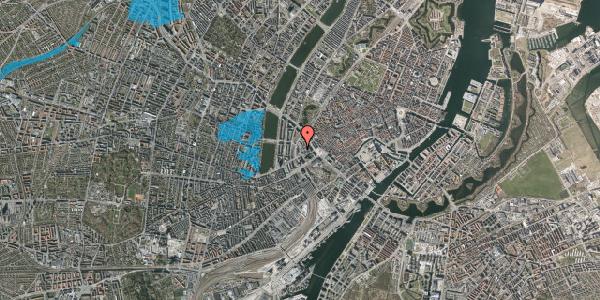Oversvømmelsesrisiko fra vandløb på Axeltorv 12, 1. , 1609 København V