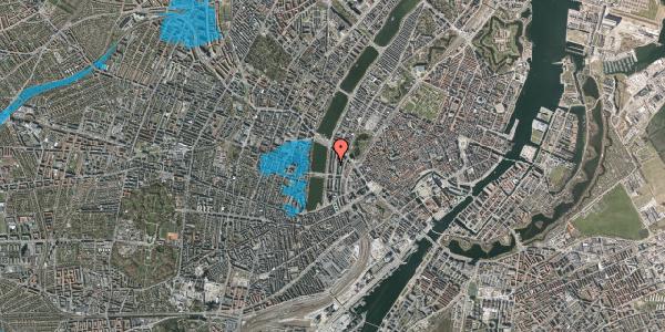 Oversvømmelsesrisiko fra vandløb på Nyropsgade 22, 5. , 1602 København V