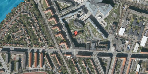 Oversvømmelsesrisiko fra vandløb på Flintholm Alle 4P, 2000 Frederiksberg