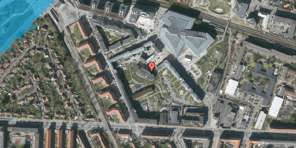 Oversvømmelsesrisiko fra vandløb på Elga Olgas Vej 5, 4. 412, 2000 Frederiksberg
