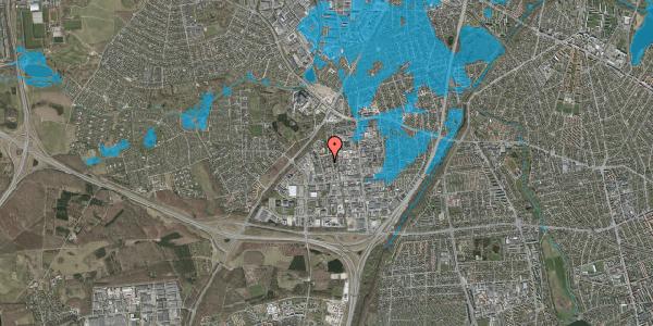 Oversvømmelsesrisiko fra vandløb på Ejbyholm 40, 2600 Glostrup