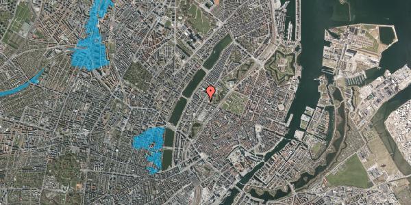 Oversvømmelsesrisiko fra vandløb på Gothersgade 140, 1123 København K