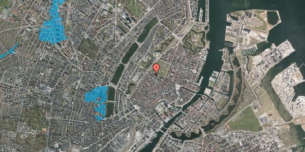 Oversvømmelsesrisiko fra vandløb på Åbenrå 32, st. , 1124 København K