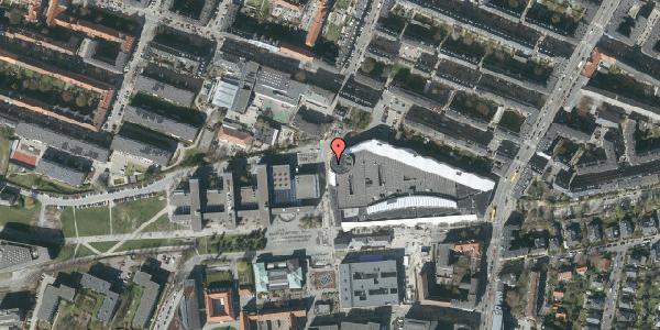 Oversvømmelsesrisiko fra vandløb på Solbjerg Plads 2D, 2000 Frederiksberg