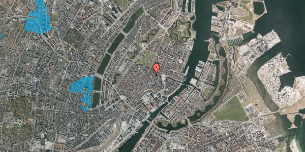Oversvømmelsesrisiko fra vandløb på Gammel Mønt 7, 2. , 1117 København K