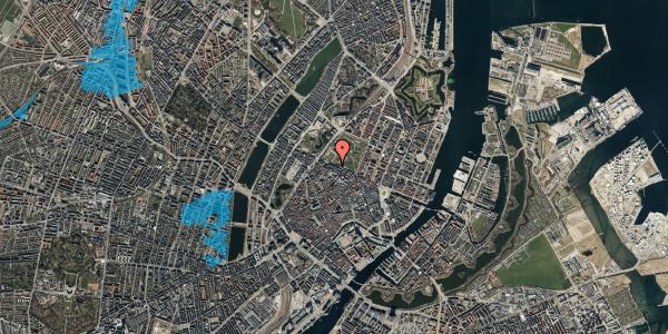 Oversvømmelsesrisiko fra vandløb på Gothersgade 103, 5. tv, 1123 København K