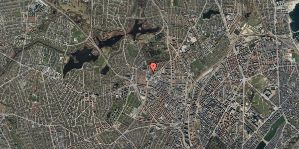 Oversvømmelsesrisiko fra vandløb på Rentemestervej 78, 2. 1, 2400 København NV