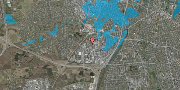 Oversvømmelsesrisiko fra vandløb på Ejbyholm 34, 2600 Glostrup