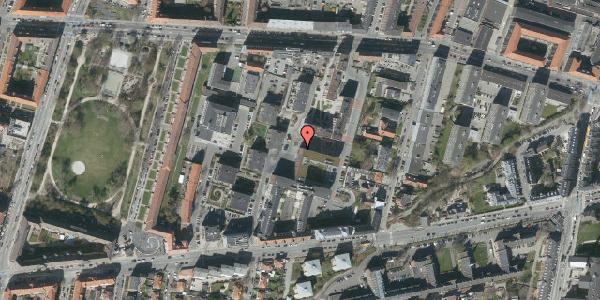 Oversvømmelsesrisiko fra vandløb på Nimbusparken 26, 2. 2, 2000 Frederiksberg