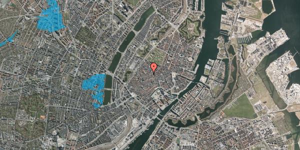 Oversvømmelsesrisiko fra vandløb på Skindergade 6, st. , 1159 København K