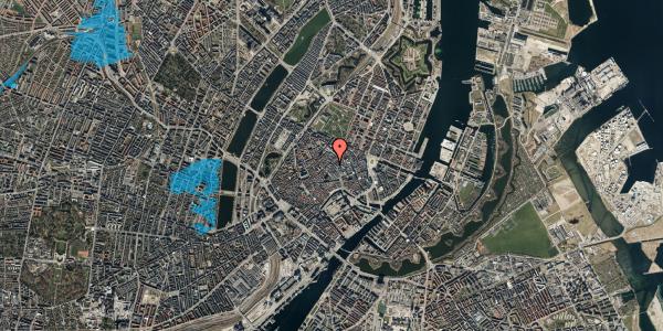 Oversvømmelsesrisiko fra vandløb på Valkendorfsgade 2, 4. , 1151 København K