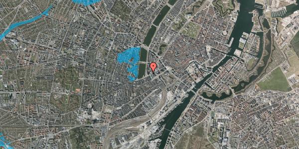 Oversvømmelsesrisiko fra vandløb på Nyropsgade 51, 5. , 1602 København V