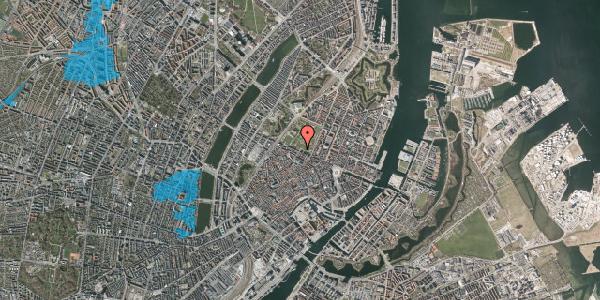 Oversvømmelsesrisiko fra vandløb på Gothersgade 78, 1123 København K