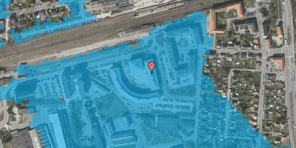 Oversvømmelsesrisiko fra vandløb på Stationsparken 29, 1. , 2600 Glostrup