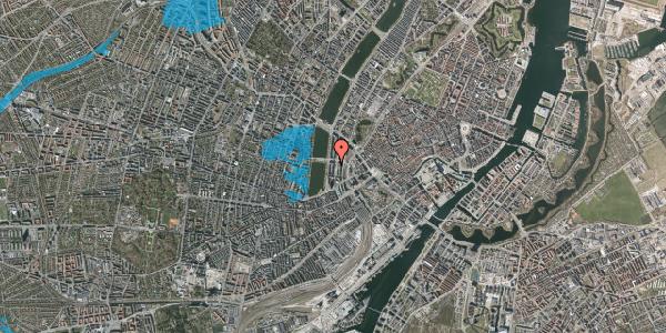 Oversvømmelsesrisiko fra vandløb på Nyropsgade 32, 1602 København V