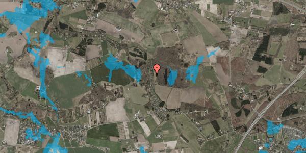 Oversvømmelsesrisiko fra vandløb på Solager 96, 2630 Taastrup