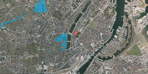 Oversvømmelsesrisiko fra vandløb på Gyldenløvesgade 13, 6. , 1600 København V