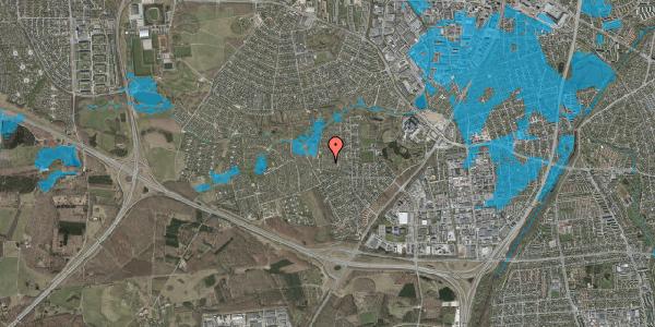 Oversvømmelsesrisiko fra vandløb på Vængedalen 319, 2600 Glostrup