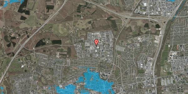 Oversvømmelsesrisiko fra vandløb på Farverland 5, 2600 Glostrup