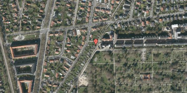 Oversvømmelsesrisiko fra vandløb på Hf. Dalgas 34, 2000 Frederiksberg