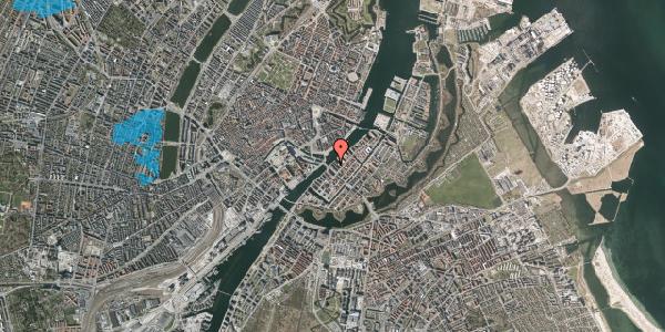 Oversvømmelsesrisiko fra vandløb på Asiatisk Plads 2C, 1402 København K