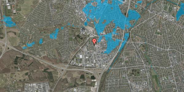 Oversvømmelsesrisiko fra vandløb på Ydergrænsen 56, 2600 Glostrup
