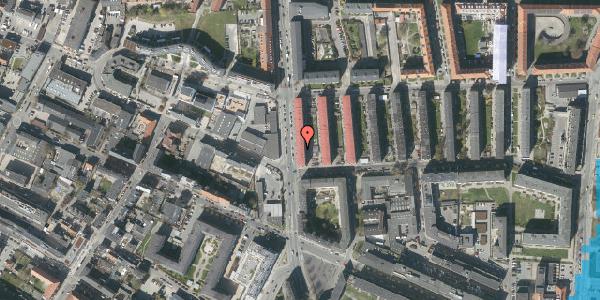 Oversvømmelsesrisiko fra vandløb på Frederiksborgvej 56A, 2400 København NV