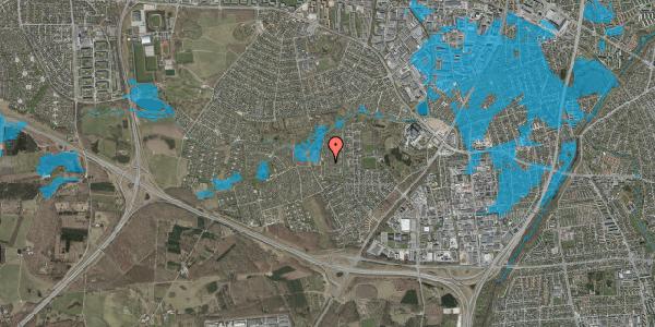 Oversvømmelsesrisiko fra vandløb på Vængedalen 425, 2600 Glostrup