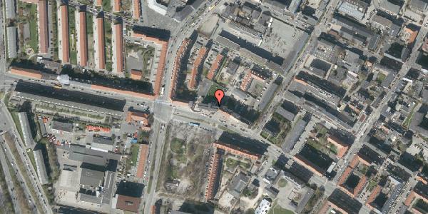 Oversvømmelsesrisiko fra vandløb på Frederikssundsvej 84A, 2. 3, 2400 København NV