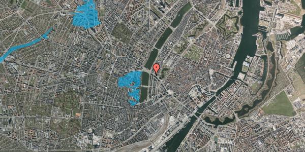 Oversvømmelsesrisiko fra vandløb på Nyropsgade 2, 1. , 1602 København V