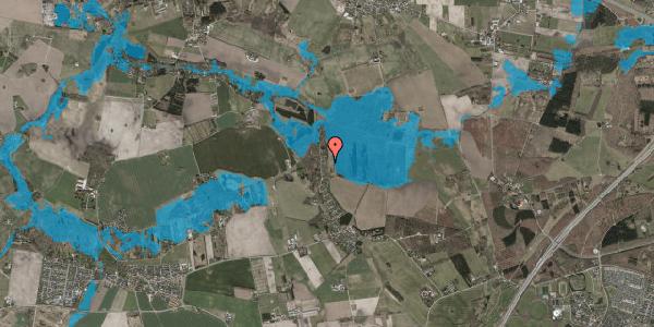 Oversvømmelsesrisiko fra vandløb på Solager 89, 2630 Taastrup