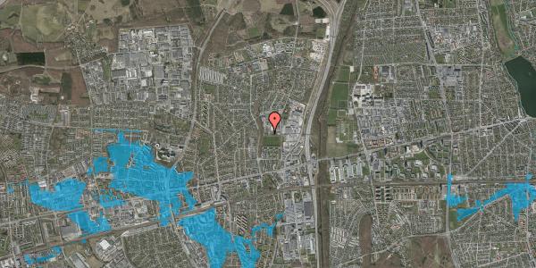 Oversvømmelsesrisiko fra vandløb på Essedal 12, 2600 Glostrup