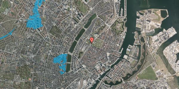 Oversvømmelsesrisiko fra vandløb på Gothersgade 128, 1123 København K