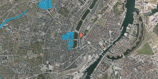 Oversvømmelsesrisiko fra vandløb på Nyropsgade 28, st. , 1602 København V