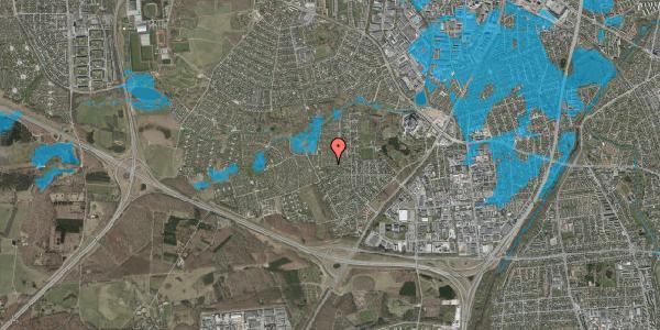Oversvømmelsesrisiko fra vandløb på Vængedalen 215, 2600 Glostrup