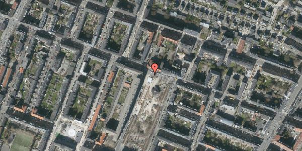 Oversvømmelsesrisiko fra vandløb på Godthåbsvej 31, 2000 Frederiksberg