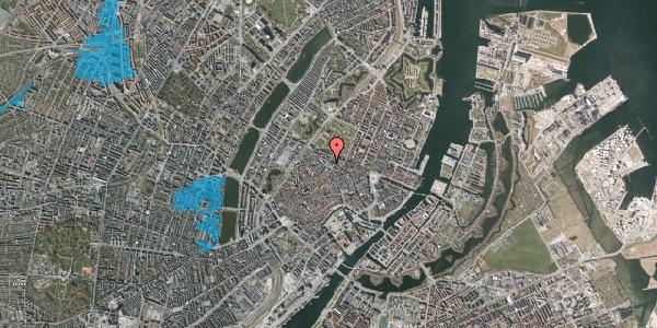 Oversvømmelsesrisiko fra vandløb på Landemærket 10, st. , 1119 København K