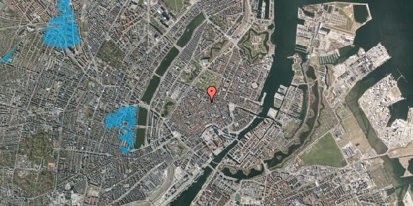 Oversvømmelsesrisiko fra vandløb på Pilestræde 53, st. , 1112 København K