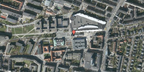 Oversvømmelsesrisiko fra vandløb på Solbjergvej 10A, 2000 Frederiksberg