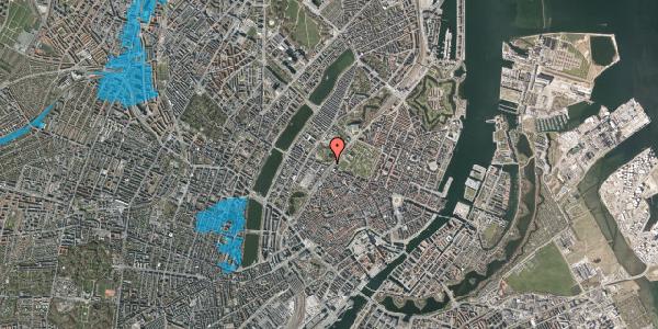 Oversvømmelsesrisiko fra vandløb på Gothersgade 126, 1123 København K