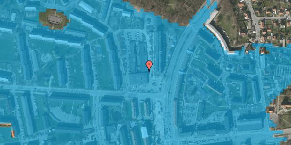 Oversvømmelsesrisiko fra vandløb på Diget 46, 2600 Glostrup