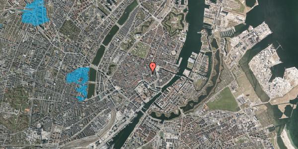 Oversvømmelsesrisiko fra vandløb på Lille Kongensgade 45, 1074 København K