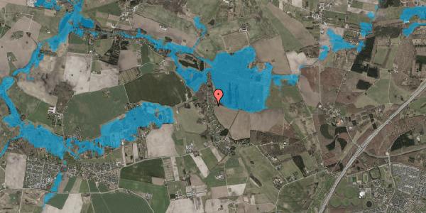 Oversvømmelsesrisiko fra vandløb på Solager 64, 2630 Taastrup