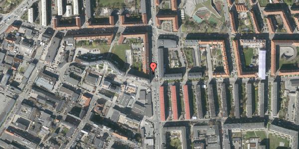 Oversvømmelsesrisiko fra vandløb på Frederiksborgvej 73, st. , 2400 København NV