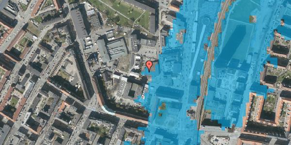 Oversvømmelsesrisiko fra vandløb på Drejervej 4, 2400 København NV