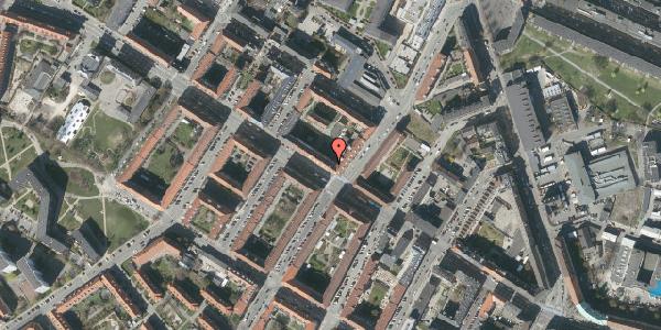 Oversvømmelsesrisiko fra vandløb på Frederikssundsvej 60, 2400 København NV