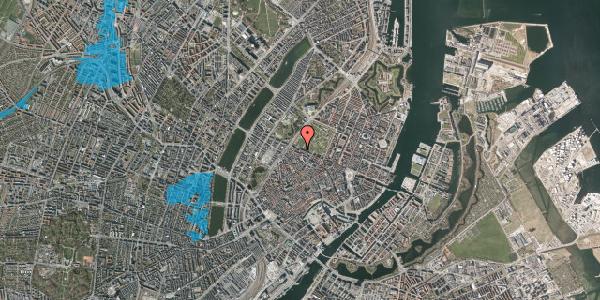Oversvømmelsesrisiko fra vandløb på Gothersgade 109A, 1123 København K