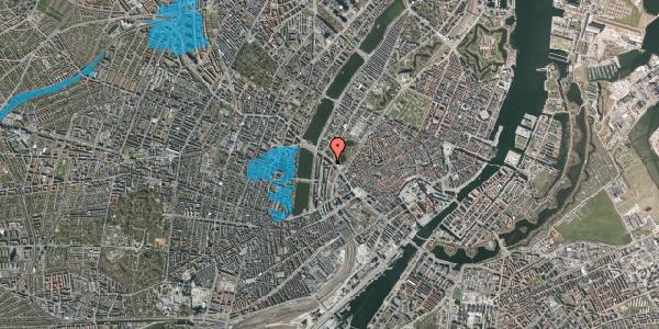 Oversvømmelsesrisiko fra vandløb på Gyldenløvesgade 9, 3. , 1600 København V